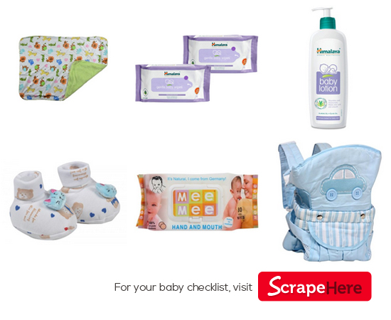 Baby Diaper Bag Checklist